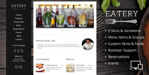 themeforest indonesia eatery v2 3 responsive restaurant wordpress theme