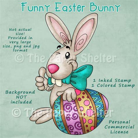 Witzige Osterhasen Bilder by Easter Bunny The Paper Shelter Digital Sts