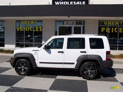 jeep renegade charcoal 2011 bright white jeep liberty renegade 4x4 77474424