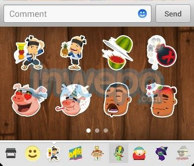 tutorial hack sticker line ios info tips and trick vi7 space
