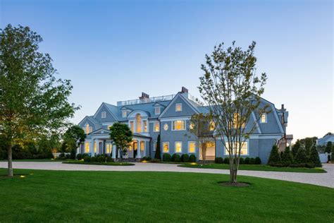 Small Kit Homes the largest house for sale in the hamptons just hit the
