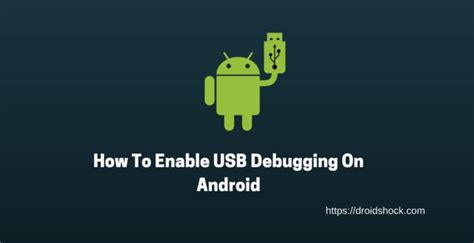 how to enable usb debugging on android from computer unlock bootloader archives droidshock