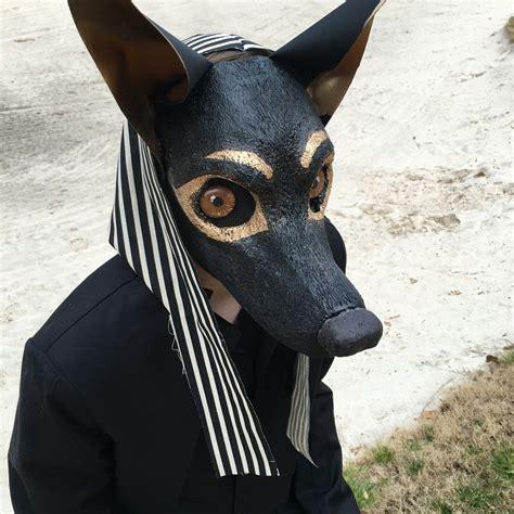 dogs sweat anubis mask by sweat on deviantart