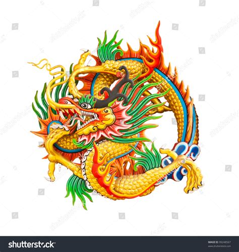 oriental design ancient chinese dragon on stock photo oriental design of an ancient chinese dragon on a temple