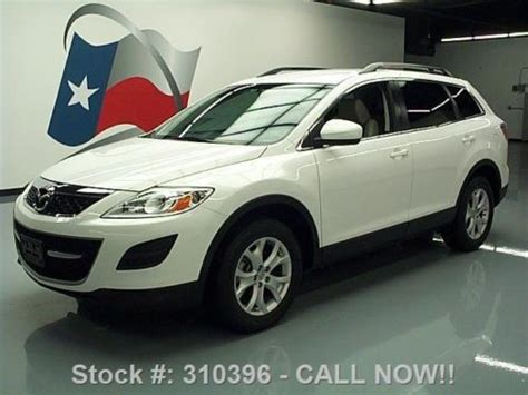 2011 mazda cx 9 arlington tx used cars for sale featuredcars com purchase used 2011 mazda cx 9 touring 7 passenger heated leather 32k texas direct auto in