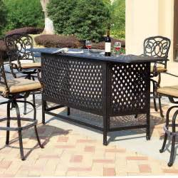 bar sets for patios outdoor bar sets bar height patio table sets ultimate