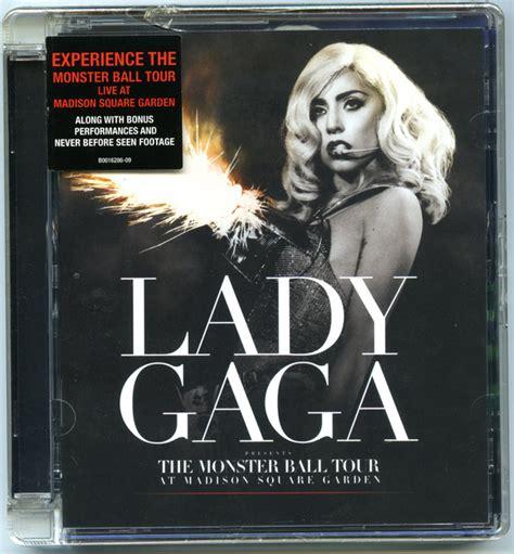 Dvd Import Gaga Tour gaga the tour at square garden dvd at discogs