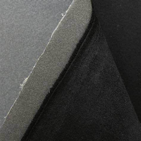 foam backed vinyl upholstery 3mm scrim foam backed faux suede car trim headlining