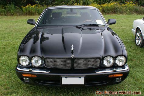 jaguar front jaguar xjr black front