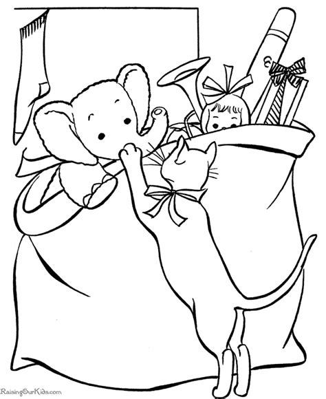 printable animal figures toy animals christmas coloring pages