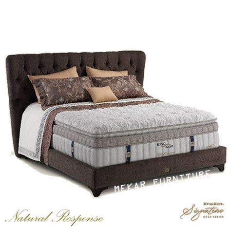 Mattresses With Om 200 Onemed Termurah king koil mattress home products mekar furniture
