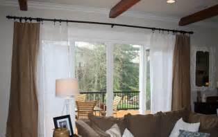 Curtains for sliding glass door home design ideas