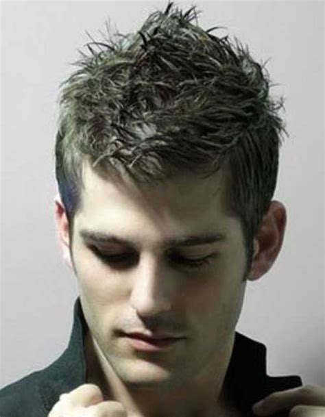 hairstyles with spiky hair for young men in fall 2011 spiky haircuts for guys mens hairstyles 2018