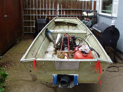 jet ski jon boat plans help 10 jon boat motor trawler forum