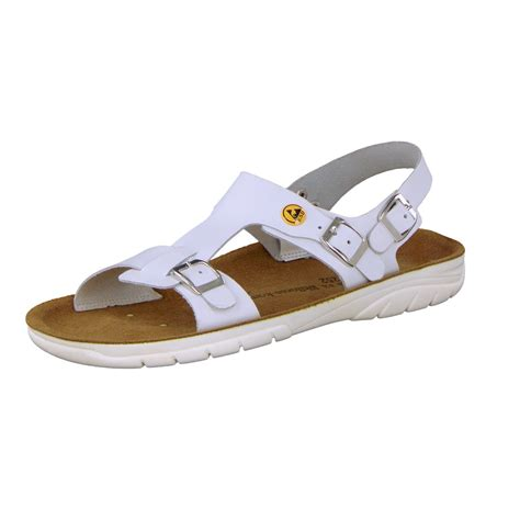 comfortable sandals for work wellnness comfort sandals danielle for work esd for women