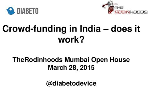 do open houses work does crowdfunding work in india the rodinhood open house mumbai