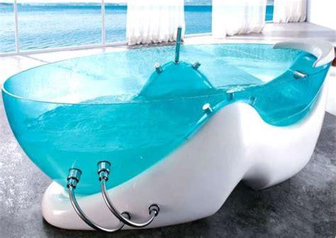 bathtubs hawaii translucent blue bathtubs korra k 1083 massage tub
