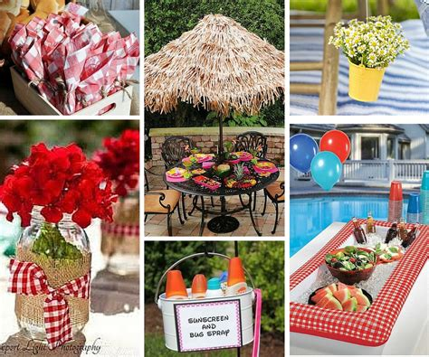 backyard bbq ideas decorations bbq party ideas barbecue party ideas for kids at