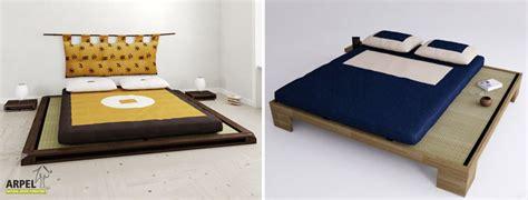 japanisches bettgestell betten mit tatami und futon