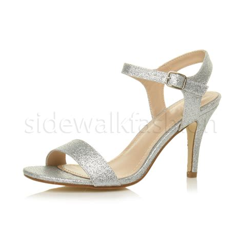 high heel formal shoes for womens high heel strappy evening prom simple