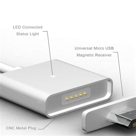Magnetic Charger Kabel Data Gelang Micro Usb For Sony Xperia Tfua01gy Jual Beli Kabel Usb Charger Magnet Universal Magnetic