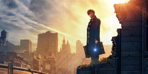fantastic beasts and where new fantastic beasts and where to find them image released