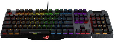Keyboard Asus asus rog claymore gaming keyboard pictured techpowerup