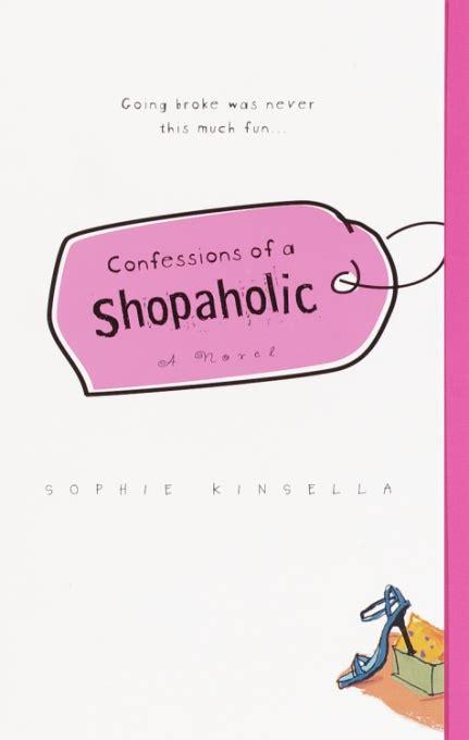 confess a novel confessions of a shopaholic books into