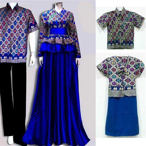 Baju Terusan Wanita Muslim Longdress Emie 24 koleksi gambar baju batik gamis 2018 terbaru gambar