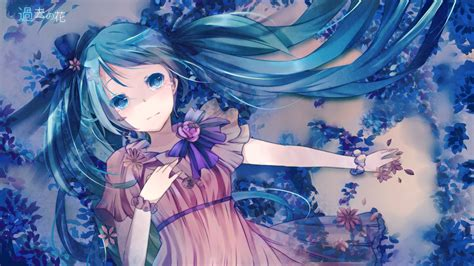 anime wallpaper hd zerochan hatsune miku hd wallpaper zerochan