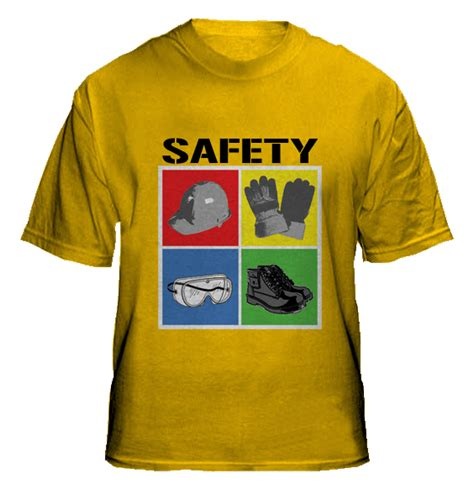 Simple T Shirt Kaos Dual Color Pink Hijau Tentara Import Murah safety equipment collections t shirts design