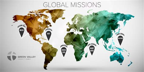 missions of missions green valley community church