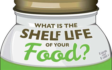 Shelf Lives by Freedom Preppers Shelf Of Foods For Preppers
