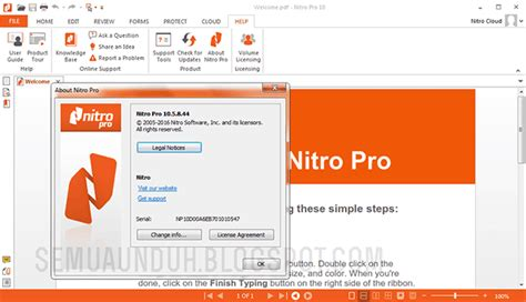 Software Software Nitro Pdf Pro 11 Lifetime Terlaris Nitro Pro Enterprise 10 5 8 44 Serial Key A To Z All