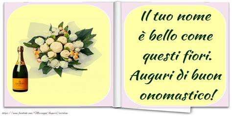 immagini di fiori con nome cartoline di onomastico con fiori