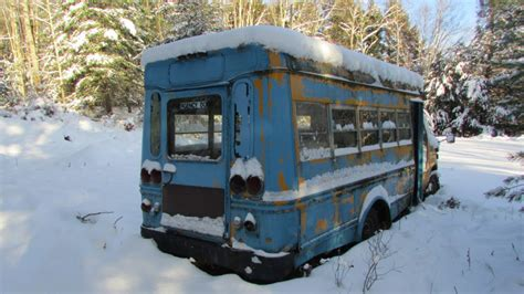 Holiday Van Giveaway - holiday giveaway free 3 abandoned vehicles mini bus rv john deere