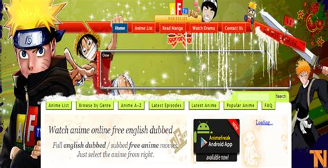 anime website free 20 best anime to anime