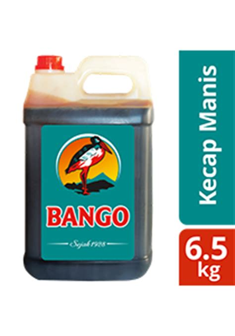 Bango Kecap Manis 6 5 Kg bango kecap manis 6 5kg unilever food solutions id