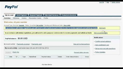how to make paypal without credit card how to make paypal account without credit card howsto co