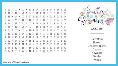 Free Email Search Uk Pin Baby Shower Word Search On