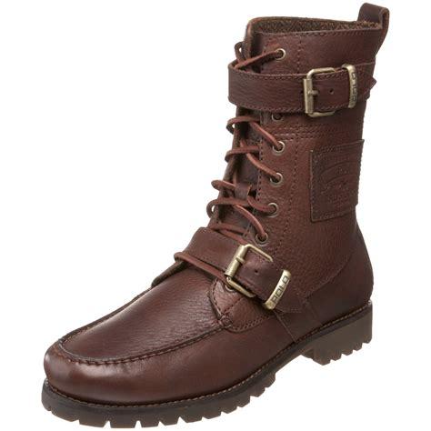 polo boots polo ralph polo ralph mens radbourne laceup