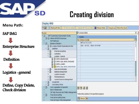 sap tutorial sd module sap sd module