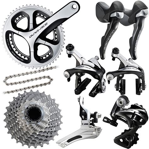 dura ace 9000 cassette ratios shimano dura ace 7900 10 speed groupset builder shopping