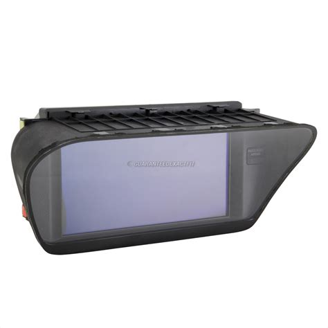 acura center acura tsx center module screen parts from car parts warehouse
