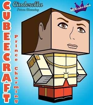 Origami Prince Charming - 240 best cubeecrafts images on papercraft