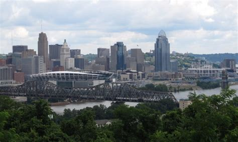 Executive Mba Cincinnati by Running In Cincinnati Ohio Best Routes And Places To Run