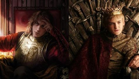 series similar to game of thrones how game of thrones characters look in the book vs the