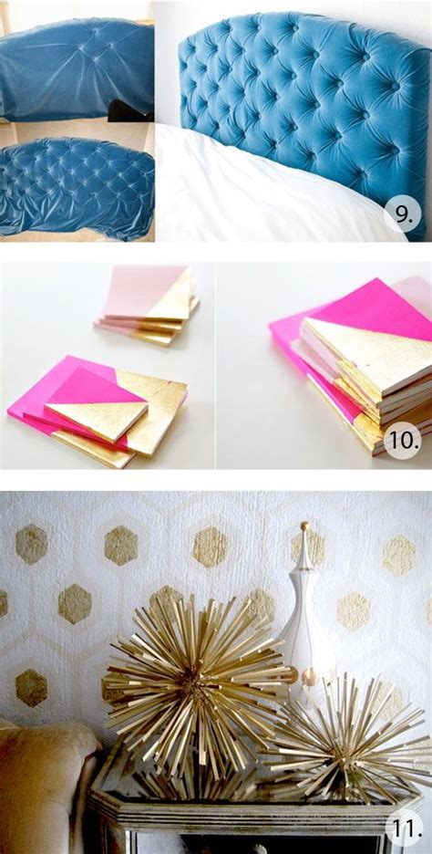 Diy Headboards Stylists And Quilted Headboard On Pinterest Quilted Headboard Diy