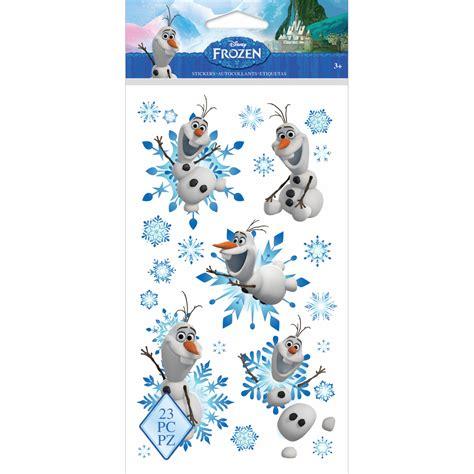 Disney Frozen Stickers disney s frozen stickers olaf
