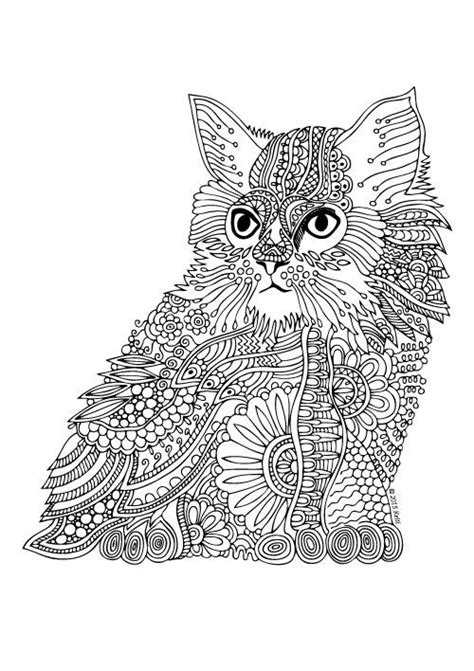 stay pawsitive cat coloring book for adults relaxing and stress relieving cat coloring pages coloring books volume 5 books 86 best coloring pages images on coloring